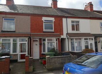 Thumbnail 3 bed terraced house to rent in St. Mary's Road, Nuneaton
