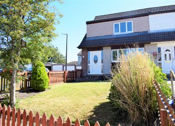 Thumbnail 2 bed end terrace house for sale in 74 Wood Avenue, Annan, Dumfries & Galloway