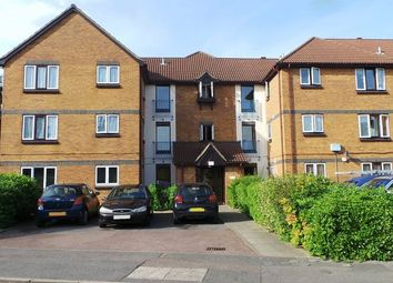 Thumbnail 1 bedroom flat for sale in Swaythling Close, London