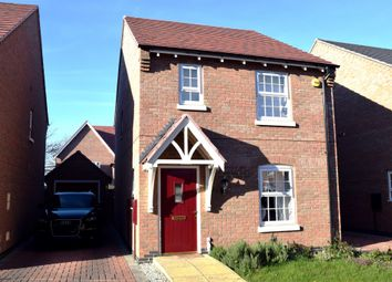 Thumbnail 3 bedroom detached house for sale in Charlotte Way, Netherton, Peterborough