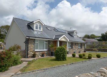 Thumbnail 4 bedroom detached house for sale in Dyffryn Ardudwy