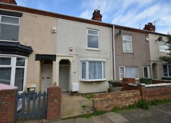 Thumbnail 3 bed terraced house to rent in Sussex Street, Grimsby