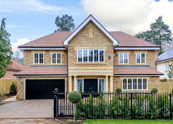 Thumbnail 6 bedroom detached house for sale in Ravensdale Road, Ascot, Berkshire