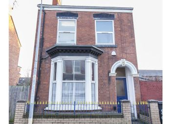 Thumbnail 6 bed detached house for sale in Grafton Street, Hull