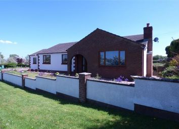Thumbnail 3 bed detached bungalow for sale in Parson Close, Bolton New Houses, Wigton, Cumbria