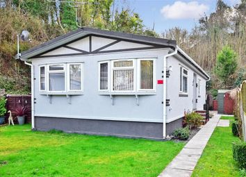 Thumbnail 2 bed mobile/park home for sale in Bostal Road, Steyning, West Sussex