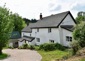 Thumbnail 5 bed detached house for sale in Castle Hill, Hemyock, Cullompton