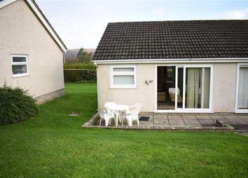 Thumbnail 2 bed semi-detached bungalow for sale in Oxwich Leisure Park, Oxwich, Oxwich Swansea