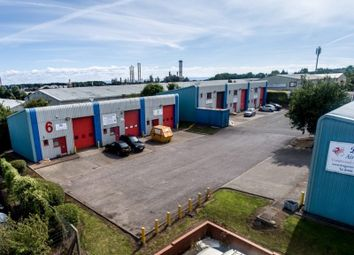 Thumbnail Industrial to let in Unit 1 Priority Workshops, Ty Verlon Industrial Estate, Barry