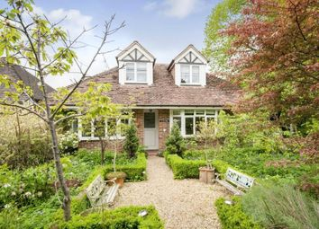 Thumbnail 4 bed detached house to rent in High Street, Twyford, Winchester