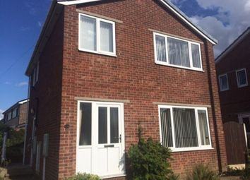Thumbnail 3 bed detached house to rent in 1 Mexborough Road, Bolton-Upon-Dearne, Rotherham.