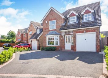 Thumbnail 4 bed detached house for sale in Willow Holt, Hampton Hargate