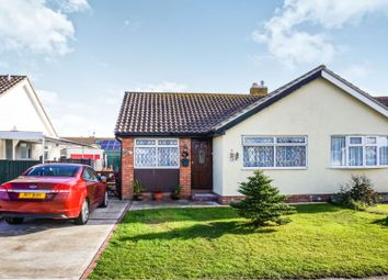 Thumbnail 2 bed semi-detached bungalow for sale in Marine Drive, Selsey, Chichester