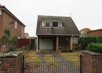 Thumbnail 3 bed property for sale in Bowthorpe Road, Norwich