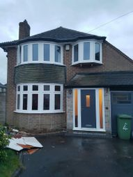 Thumbnail 1 bed flat to rent in Lowlands Avenue Birmingham, Sutton Coldfield