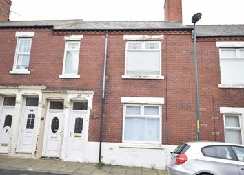 Thumbnail 2 bed flat for sale in Bewick Street, South Shields