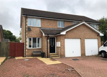 Thumbnail 3 bed semi-detached house to rent in Field House Close, Acklington, Northumberland