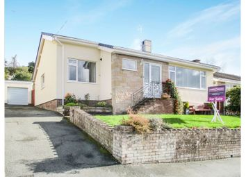 Thumbnail 3 bed detached bungalow for sale in Glan Aber Estate, Eglwysbach