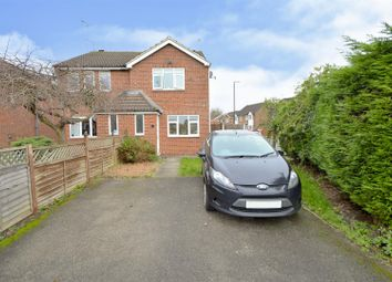 Thumbnail 2 bed semi-detached house for sale in Hoselett Field Road, Long Eaton, Nottingham