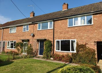 Thumbnail 3 bed terraced house to rent in Robins Close, Lolworth