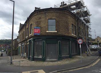 Thumbnail Retail premises to let in 56, Huddersfield Road, Elland