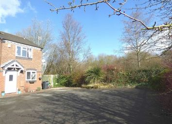 Thumbnail 2 bed mews house for sale in Cheswardine Road, Newcastle-Under-Lyme