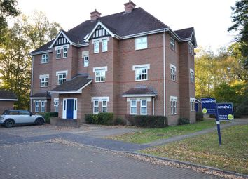 Thumbnail 2 bed flat for sale in Marchwood House, Kintbury Close, Fleet