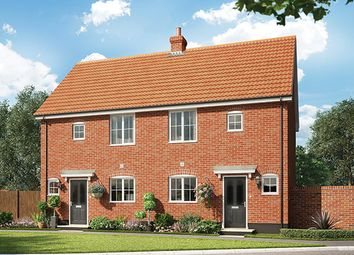 Thumbnail 3 bedroom semi-detached house for sale in Mundesley Road, Overstrand, Norfolk