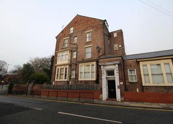 2 bed flat for sale in Claremont Terrace, Ashbrooke, Sunderland SR2