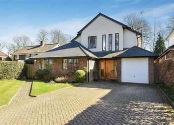 Thumbnail 4 bed detached house for sale in Grovewood Close, Chorleywood, Rickmansworth