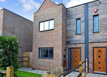 Thumbnail 4 bed semi-detached house for sale in Rose Hill, Isfield, Uckfield, East Sussex