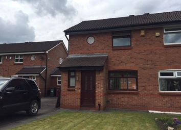 Thumbnail 2 bedroom semi-detached house to rent in Ashby Close, Farnworth