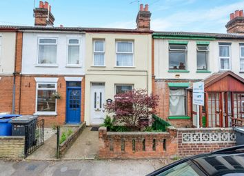 Thumbnail 3 bedroom terraced house for sale in Riverside Road, Ipswich