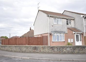 Thumbnail 3 bed end terrace house for sale in Beaufort Road, Staple Hill, Bristol