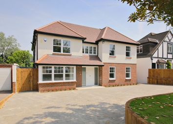 Thumbnail 5 bed property for sale in Links Drive, Radlett