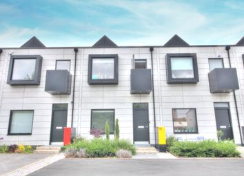 Thumbnail 3 bed town house for sale in Springfield Lane, Salford