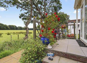 Thumbnail 2 bed mobile/park home for sale in Forest Way, Deanland Wood Park, Golden Cross, Hailsham