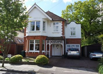 Thumbnail 6 bed detached house for sale in Hadley Grove, Barnet
