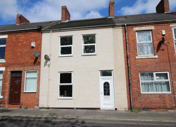 Thumbnail 3 bed terraced house to rent in Hartburn Terrace, Seaton Delaval, Whitley Bay