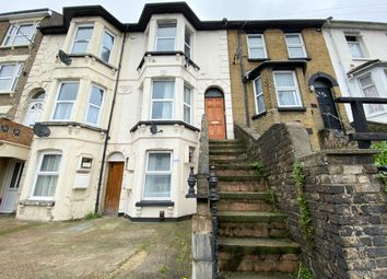 Thumbnail 3 bed flat for sale in Luton Road, Chatham
