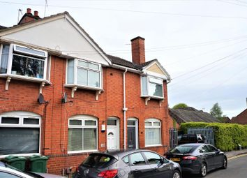 Thumbnail 3 bed town house for sale in Church Lane, Anstey, Leicester