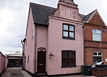 Thumbnail 2 bed semi-detached house for sale in Leicester Road, Anstey