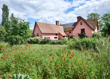 Thumbnail 7 bed farmhouse for sale in Homersfield, Harleston