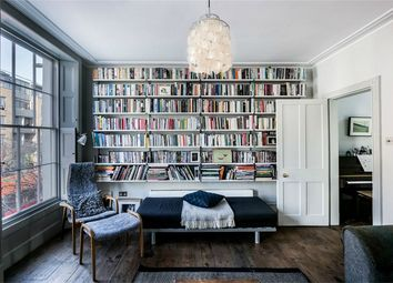 Thumbnail 3 bed terraced house for sale in Mare Street, London