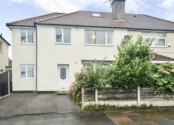 Thumbnail 5 bed semi-detached house for sale in Propps Hall Drive, Failsworth, Manchester, Lancashire
