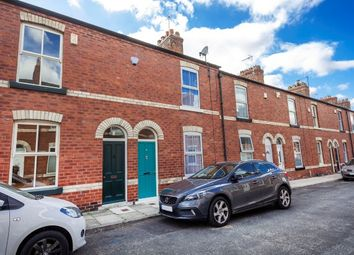 Thumbnail 2 bed terraced house to rent in Rosslyn Street, York