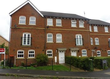 Thumbnail 3 bed town house to rent in East Hall Lane, Sittingbourne