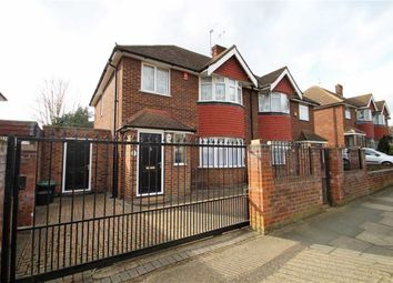 Thumbnail 3 bed semi-detached house to rent in Maygoods View, Cowley, Middlesex