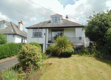 Thumbnail 4 bed detached house for sale in Limehayes Road, Okehampton