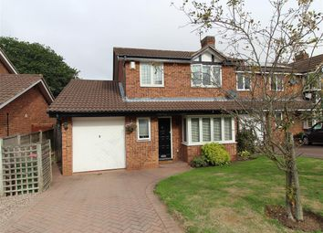 Thumbnail 3 bed detached house for sale in Lichfield Close, Arley, Coventry